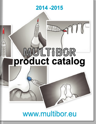 Multibor Catalog 2015