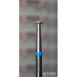 D33BD, MULTIBOR Diamond Nail Drill bit, 3/32(2.35mm), Professional Quality