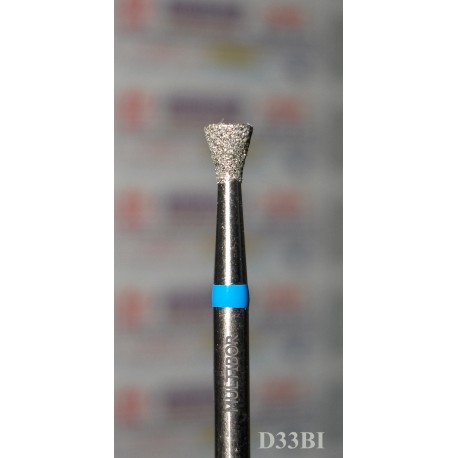 D33BI, MULTIBOR Diamond Nail Drill bit, 3/32(2.35mm), Professional Quality