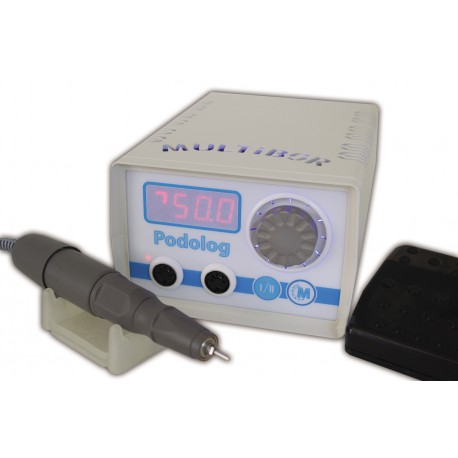 MULTIBOR Podolog, Professional Pedicure / Manicure Electric Nail Drill